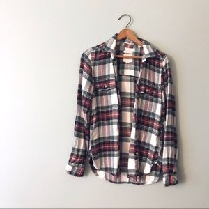 AEO Ahh-mazingly Soft Classic Fit Flannel Shirt
